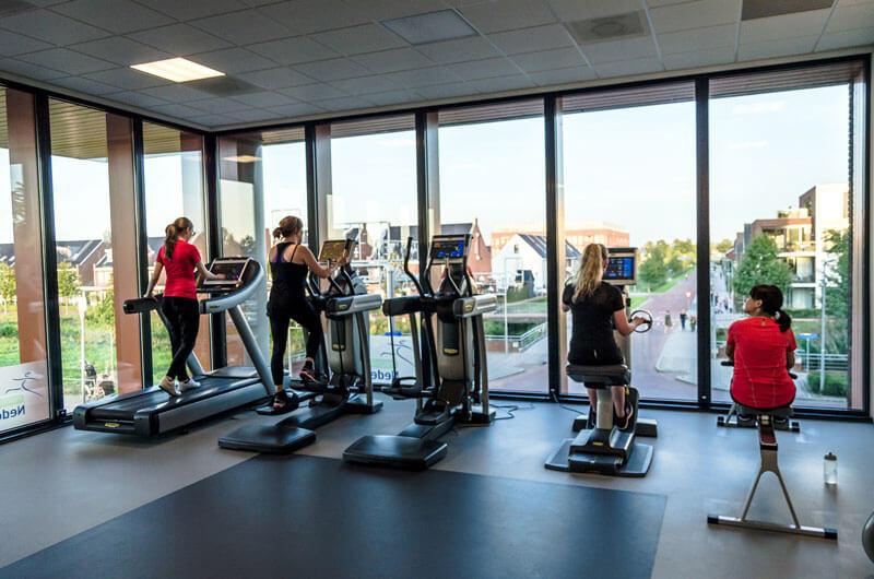 Voor begeleid fitness Veenendaal komt u naar NederVeluwe